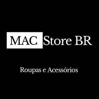 Logo MAC Store BR Meire
