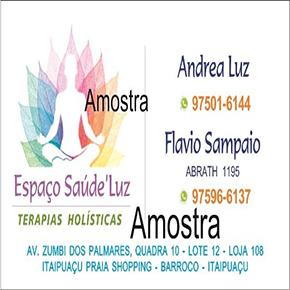 Espaço Saúde Luz de Andrea Luz