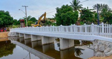 Itaipuaçau ponte de pedestre da Rua 89