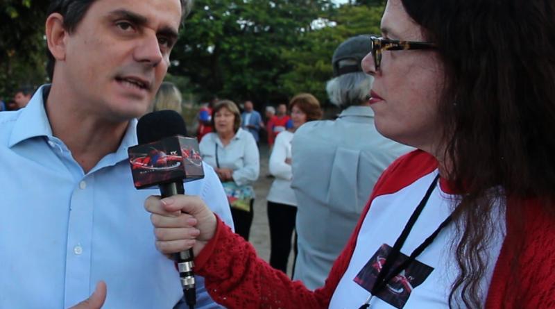 entrevista do prefeito