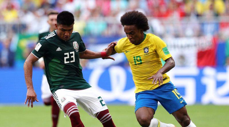 Jogaço - Brasil e México