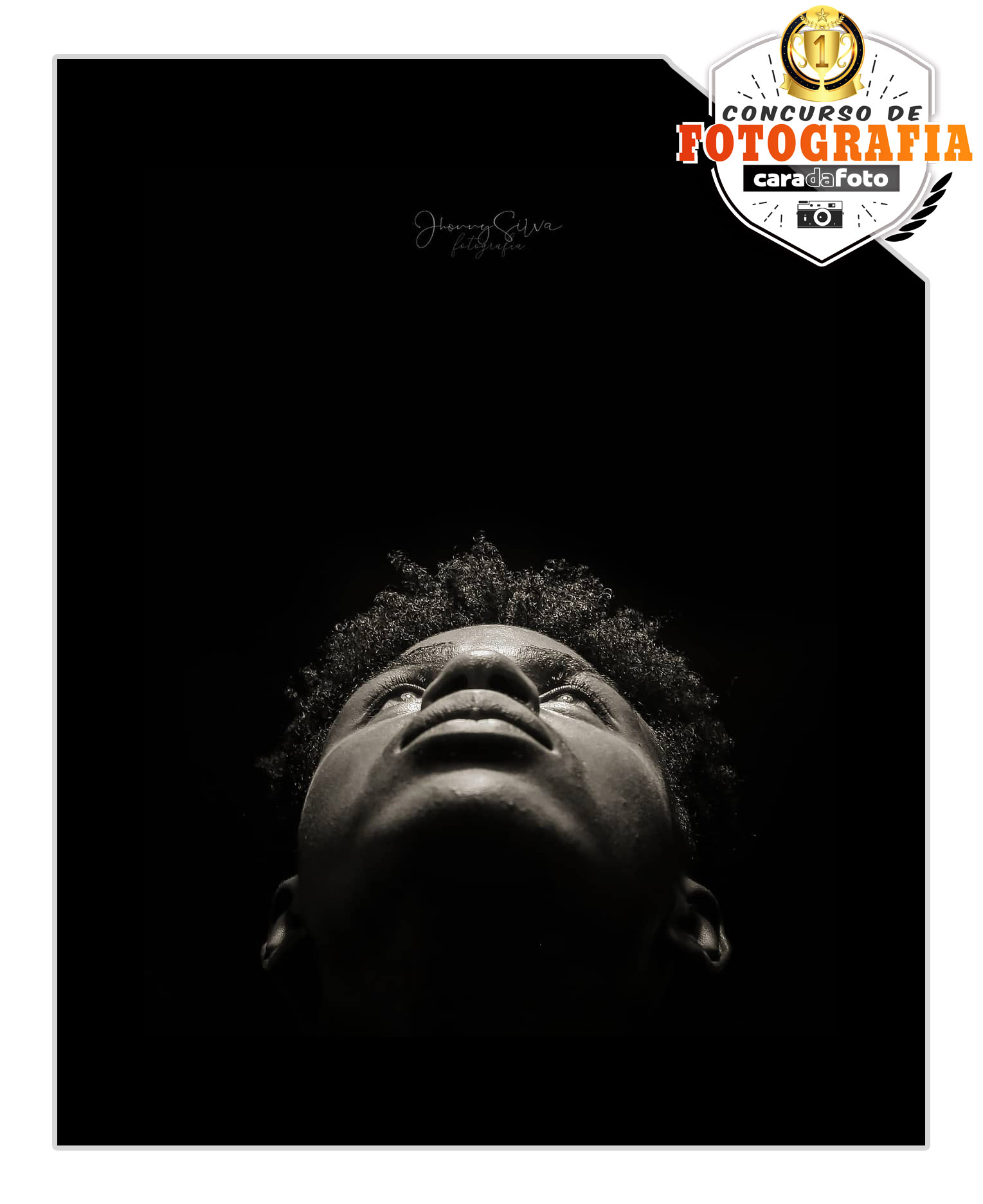 Fotografia premiada em 1° lugar em um concurso nacional de fotografia
