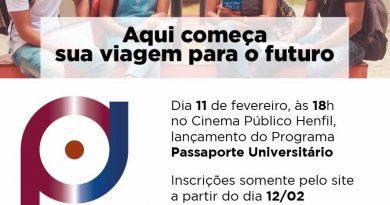 passaporte universitário