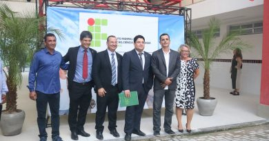 Campus do IFF Inaugurado