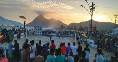 circuito brasileiro de futevolei