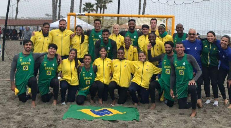 Beach Handball Destaque