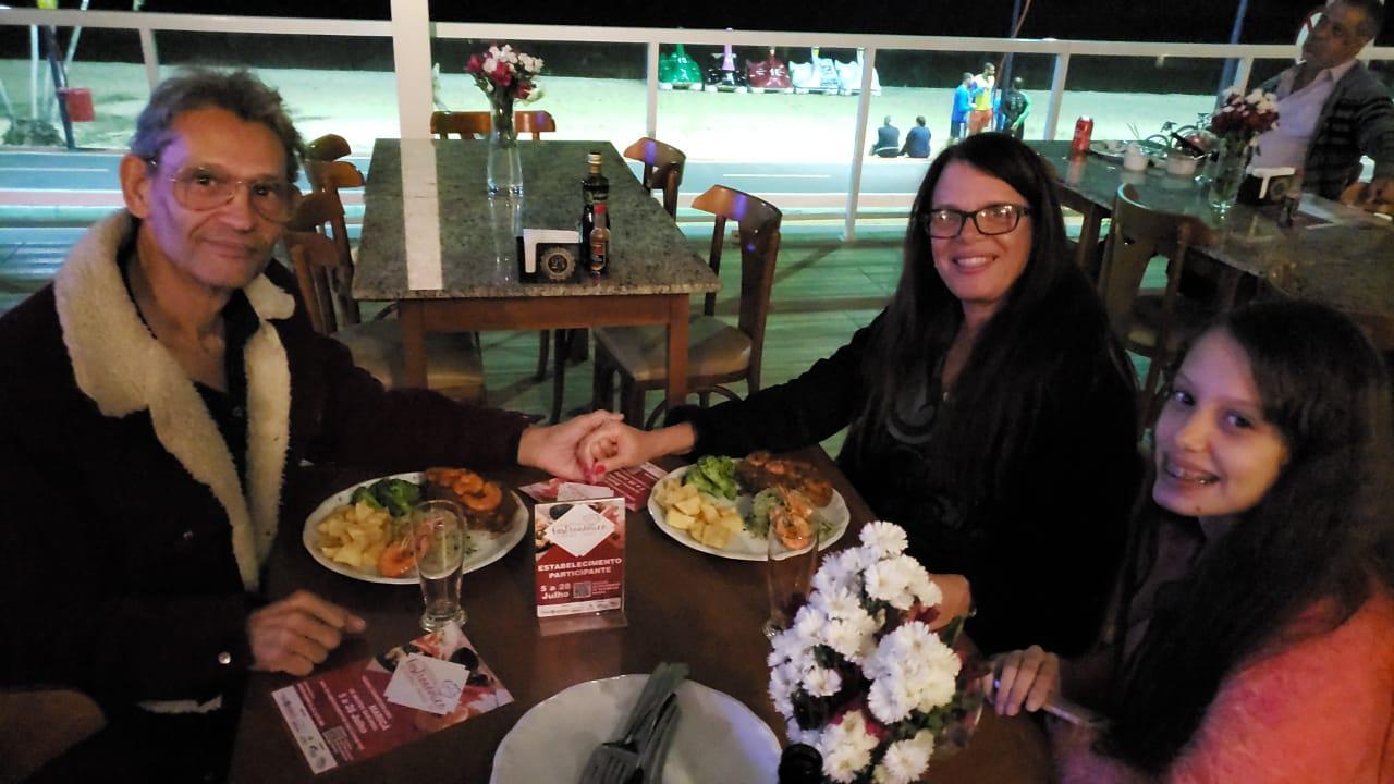 M1News em comemoração, aprovaram o Namorado ao Bora Bora, do Festival Gastronômico de Inverno de Maricá