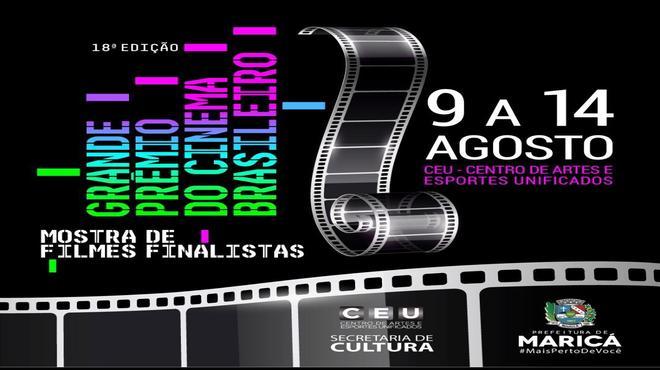Mostra do Cinema Brasileiro Agosto 09 a 11