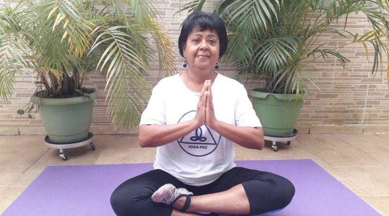 X Encontro de Yoga com Neusa Couto e Miryan Both
