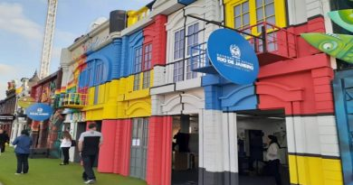 TurisRock - Espaço do Governo do Rio de Janeiro no Rock in Rio - crédito Aline Reis