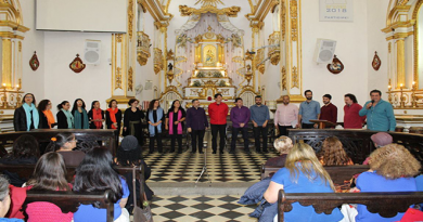 Grupo Vocal Boca Que Usa no Maricanto 2019