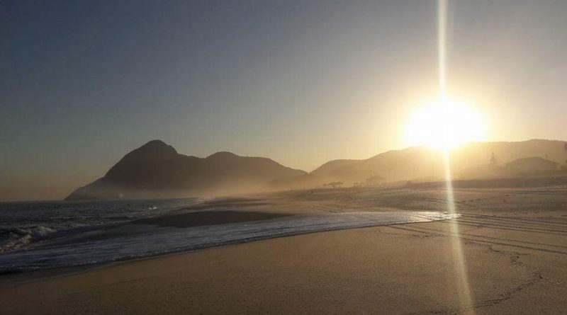 Praia de Itaipuaçu - Maricá