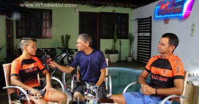 atleta de mountain bike Lene Silva