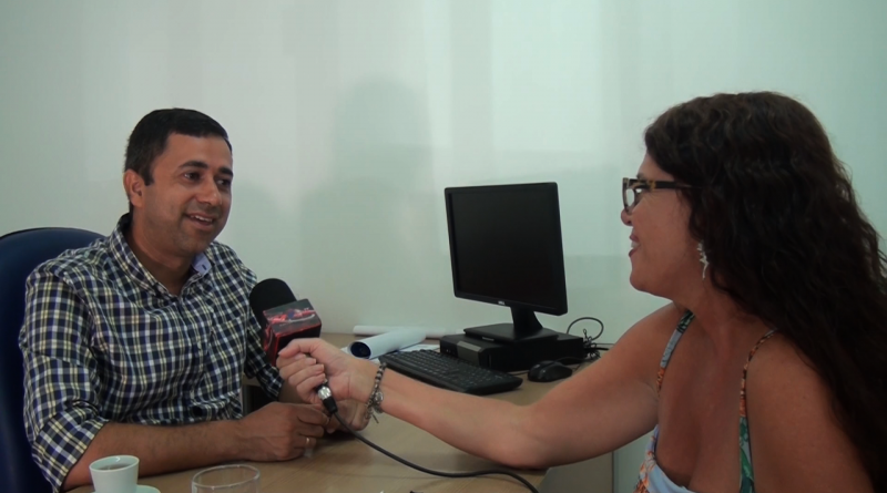 Projeto de incentivo Julio Carolino secretario agricultura pecuaria e pesca