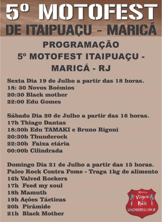 FaceNews MotoFest Itaipuaçu