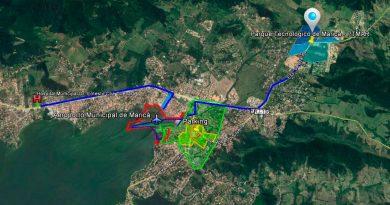 Parque Tecnológico de Maricá - localização