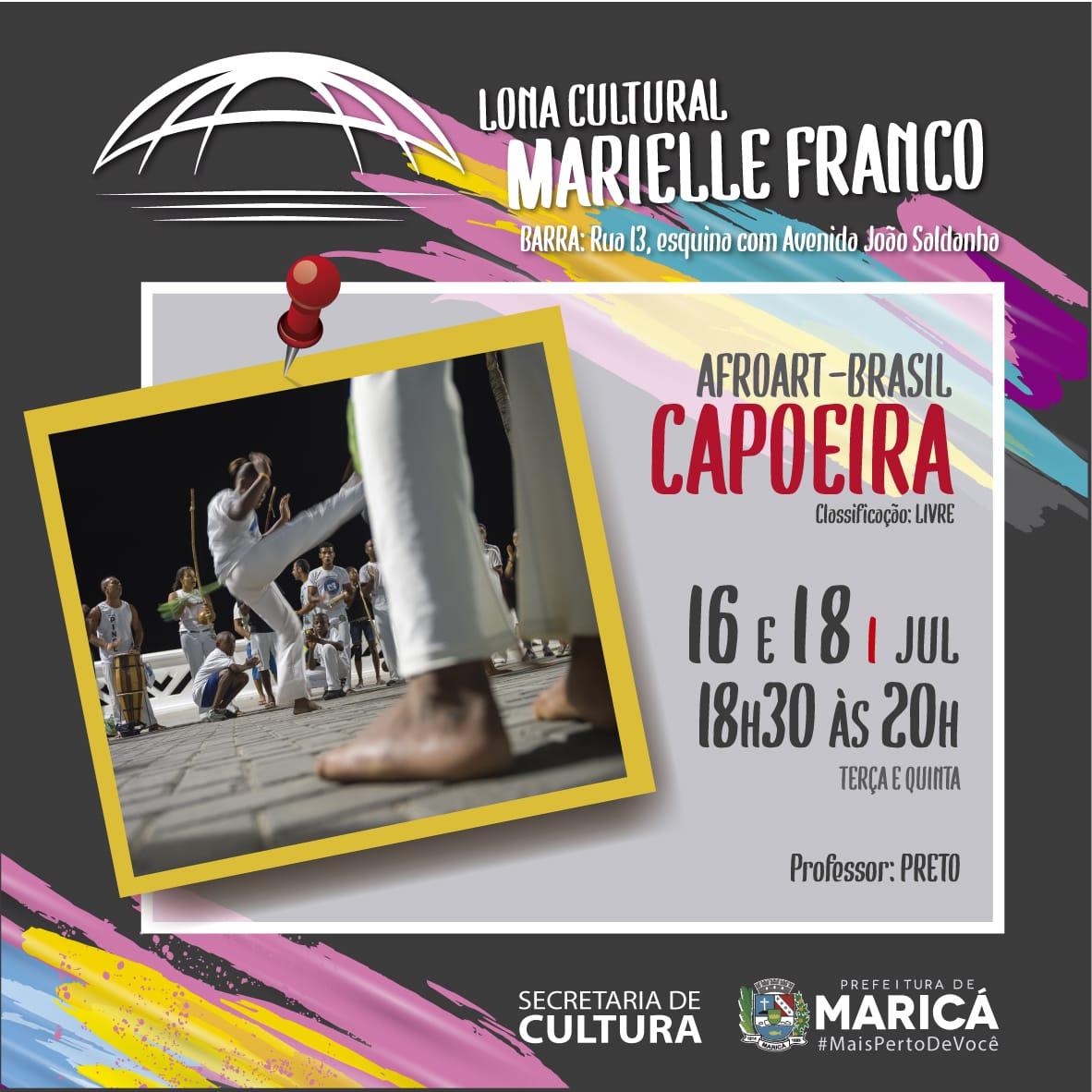 Lona Cultural Barra de Maricá