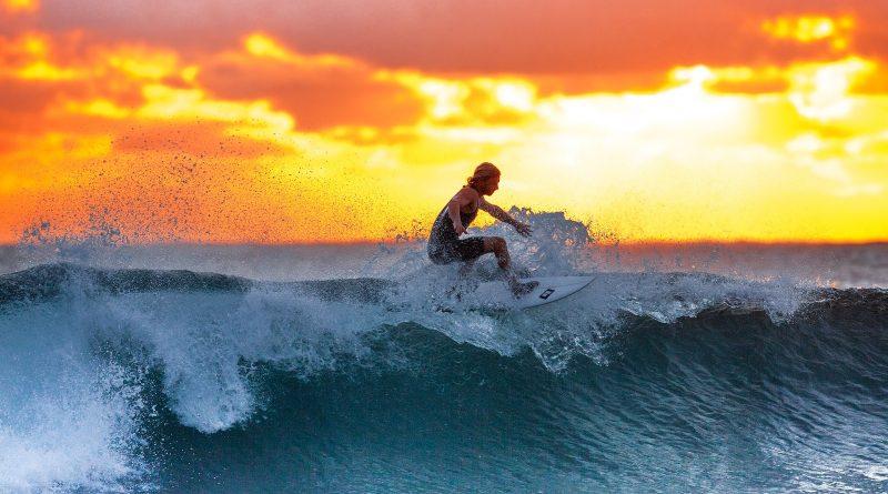 Campeonato de Surf