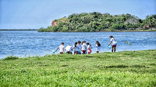 Projeto Lagoa Limpa
