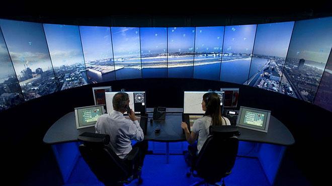Torre de controle remota M1News