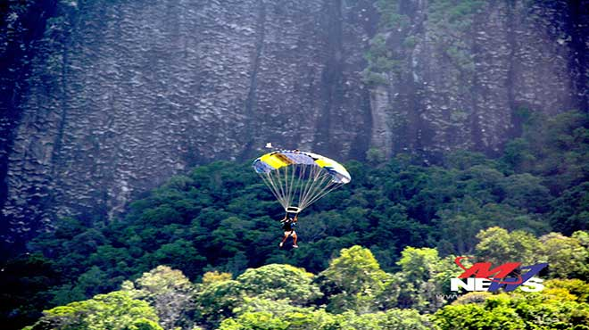 salto livre paraquedistas 2019