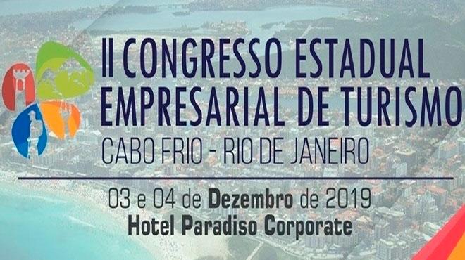 Congresso Estadual Empresarial de Turismo